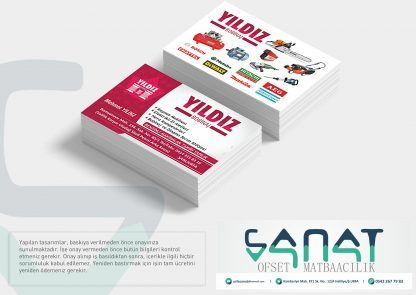 Kartvizit urfa ucuz kart Urfada özel Kalın Kart Ucuz Kartvizit  kartvizitçi