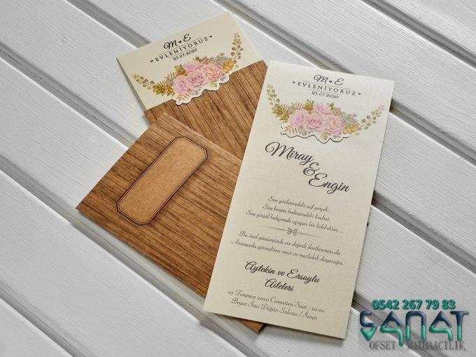 urfa davetiye ahşap model davetiye tasarimi düğün davetiyeleri