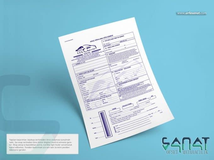 rent a car sözleşmesi arac kiralama sözleşmesi oto kiralama sözleşme urfa rent a car urfa arac kiralama güc rent a car sözleşme